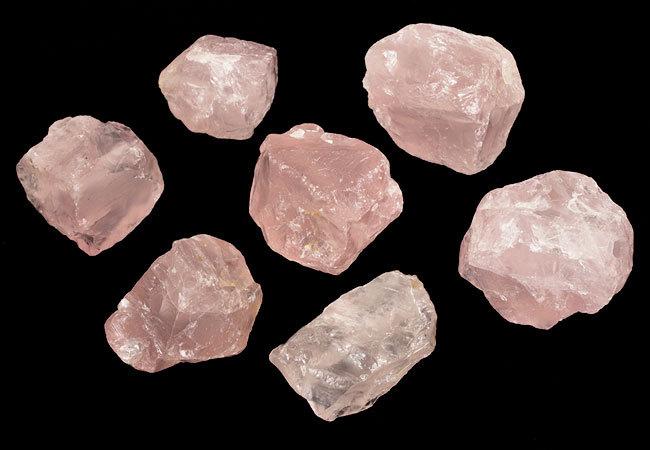 1c718dc253f Poolvääriskivi roosa kvarts - Kangadzungel