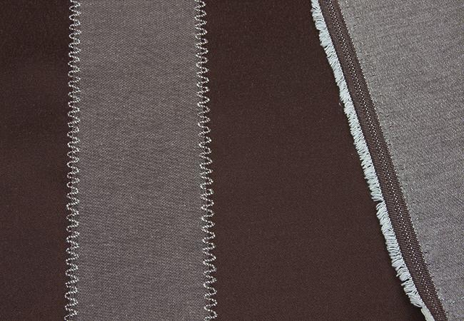 966bb6b8ede Sisustuskangas, pruun, triibuline - Kangadzungel