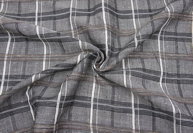 myyntipiste myynnissä uusi käsite erilaisia värejä Linane kangas, ruuduline, žakaar - Kangadzungel