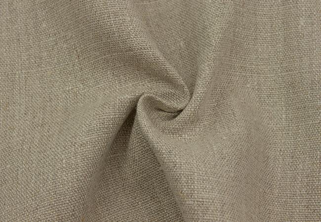 aito tehtaan aito 100% korkealaatuista Linane kangas, naturaalne, 280g/m2 L:1,50m - Kangadzungel