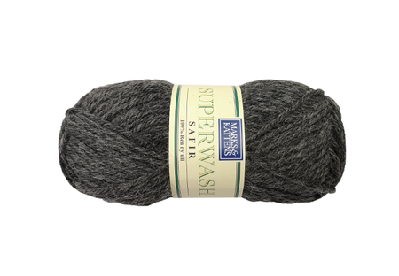 Lõng Superwash, hall, 50g